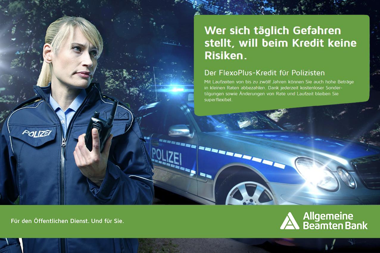 ABB Polizistin