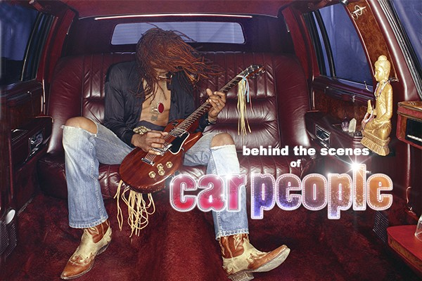 Behind the scenes of …. Carpeople