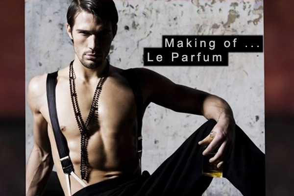 Making of … Le Parfum